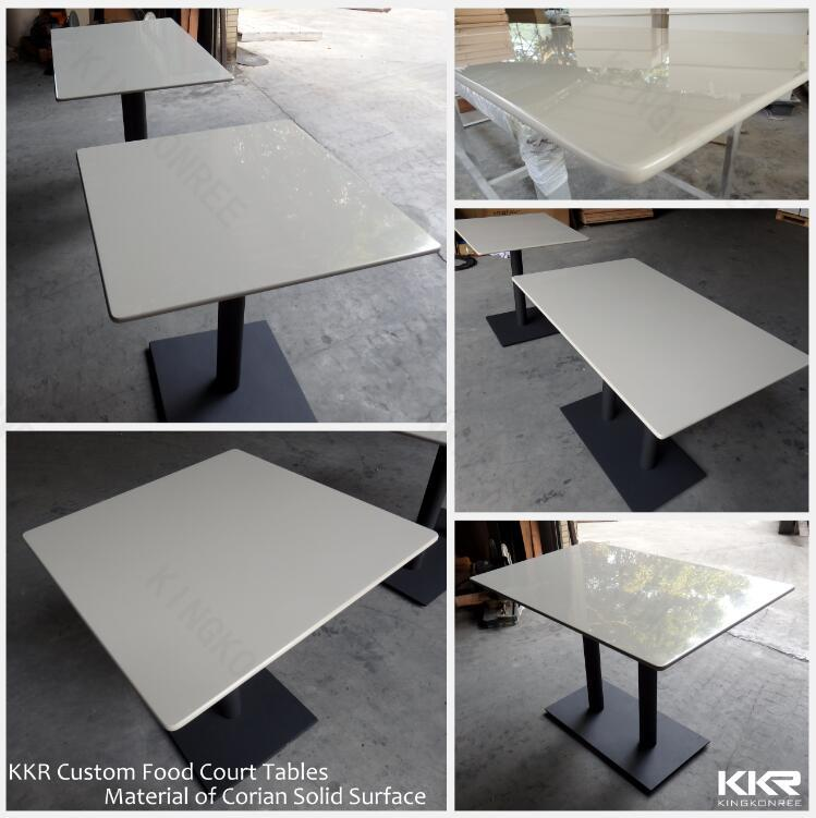 Round Marble Stone Solid Surface Coffee Tables For Sale