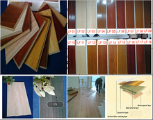 2014 best sale waterproof sealing-wax laminate flooring