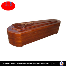 Carton coffret ou papier cercueil de Style américain