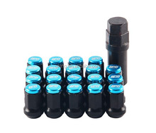 PROJECT MU PMU SUPER 7 LOCK LUG NUTS 12X1.25 1.25 ACORN WHEELS RIMS CLOSE