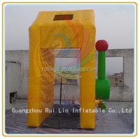 Ruilin advertising inflatables,inflatable cash machine/money machine for advertising