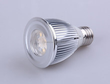 2014 hottest 8w par20 led lamp with 3 years warranty