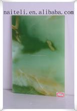 zhongshan onice trasparente pannelli in pietra faux prezzi