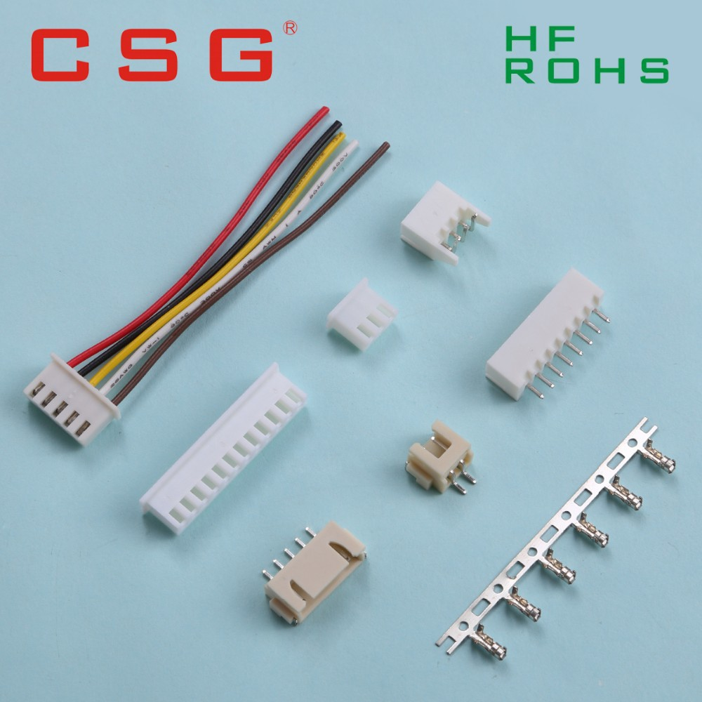 Ph2 5mm Wire To Board 6 Pin Connector Wire Harness