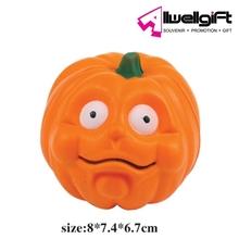 Halloween Decorative Artificial PU Foam Pumpkin foam pumpkins for sale