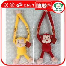 HI 2016 chinese new year product plush magnet monkey items