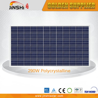 Tempered Glass Front Unique Design Best Price Per Watt Solar Panels