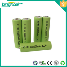 1.2v Nimh C5000mah rechargeable battery AA nimh Model Airplane Use