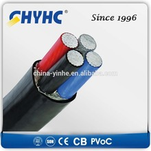 600/1000 PVC Insulated and Sheathed Low Voltage underground power lines