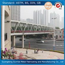 Factory price steel structure bridge, steel structure application and AISI,ASTM,BS,DIN