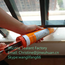 Structural Neutral Silicone Sealants for Construction
