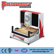New Design wood, plastic, MDF, ABS hobby xyz 3-axis cnc wood router for sale