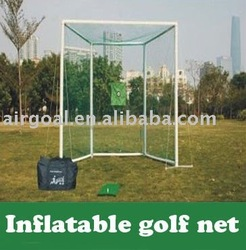 golf clubs complete set( Inflatable & Portable GOLF PRACTICE NET )