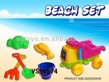 Plastic beach toys mini sand cheap beach toys