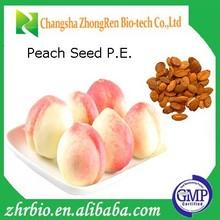 High quality 100% organic peach seed extract powder 98%Amygdalin