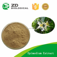 Herbal Sex Medicine Epimedium Extract Icariin