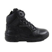 hot-sales cheap genuine leather combat boots