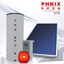 CE Approved?Stainless Steel pressurized haining solar hot water tank