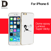 only supply real and good products 3d phone pc case for iphone 6s