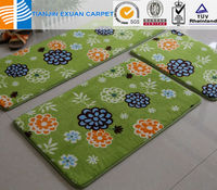 Whole sale polyester waterproof carpet pad