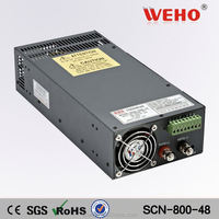 Made in china 800W Single output power supply ac to dc power supplies 40w