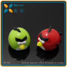 low price cartoon character mp3 player made in china