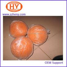 concrete pump sponge ball for cleaning concrete pipeline