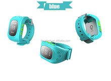 wrist watch phone with Location query function