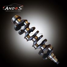 Forged 4340 Steel crankshaft For DAEWOO crankshaft 94658971