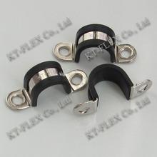 Abrazadera del conducto metálico con EPDM