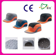 Safety Helmet bump cap CE approved PE Hard Hat,cheap baseball caps and hats