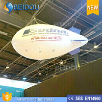 Large Inflatable Advertising Remote Control Helium Blimp