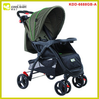 China manufacturer NEW design customized safe stroller baby pram tricycle