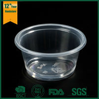 cheap plastic cups,sauce plastic mug,disposable plastic portion cup