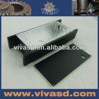 cnc machining aluminum HDD Enclosure