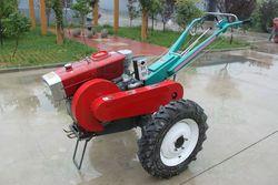 Tractor impeller plastic
