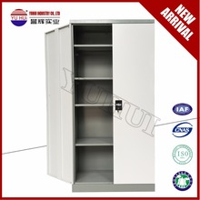 2015 new design metal folding cupboard with 4 shelves
