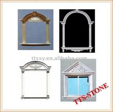 Marble decorative stone window frame