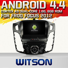 WITSON ANDROID 4.4 FOR FORD FOCUS CAR DVD GPS WITH 1.6GHZ FREQUENCY DVR SUPPORT WIFI STEERING WHEEL SUPPORT