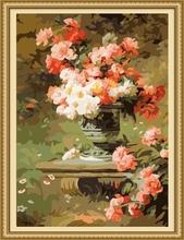 40*50cm new design modern flower painting, oil paintings for sale