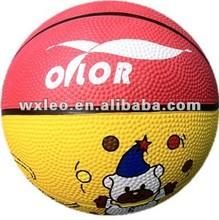cheap price outdoor toy basketballs