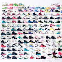 Air jordan sneaker 3d keychains
