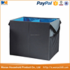 Fashion design Collapsible storage container, polyester fabric storage box