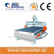 CX-1325 CNC máquina para grabar y cortar en maderera maciza