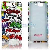 New Arrival Hot Fashion Patterns Printed Cell Phone Case For Wiko Highway, Soft Slim Silicon TPU Gel Cover Skin