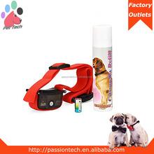 Pet-Tech BS-05 new arrival citronella anti bark collar for dog training