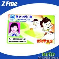 free design model school photo id card