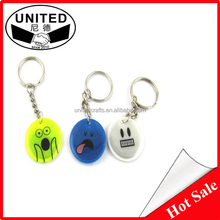 best promotion give away gifts reflective keychains