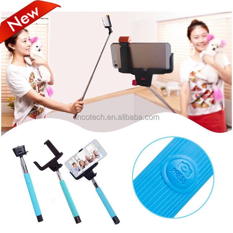 cheapest z07 5 bluetooth extendable selfie stick for iphone samsung android buy selfie stick. Black Bedroom Furniture Sets. Home Design Ideas