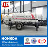 HONGDA New Trailer Mounted Concrete Pump for Sale ISO9001&BV Approved